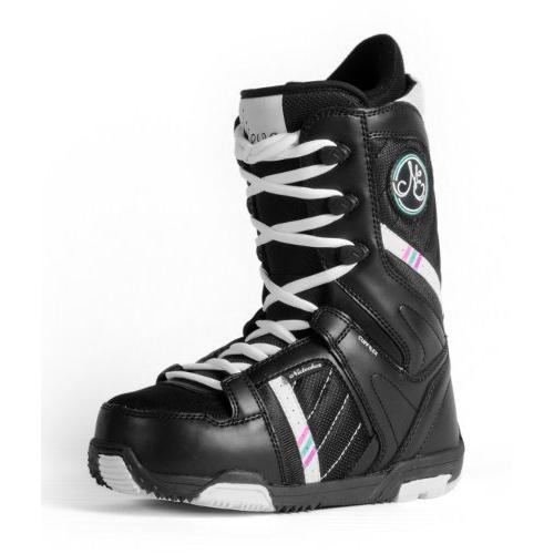 Купить Ботинки для сноуборда NIDECKER 2012-13 Eva Black, сноуборда, 850531