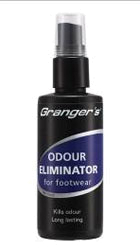 Пропитка GRANGERS 2008 Odour Eliminator spray 60ml