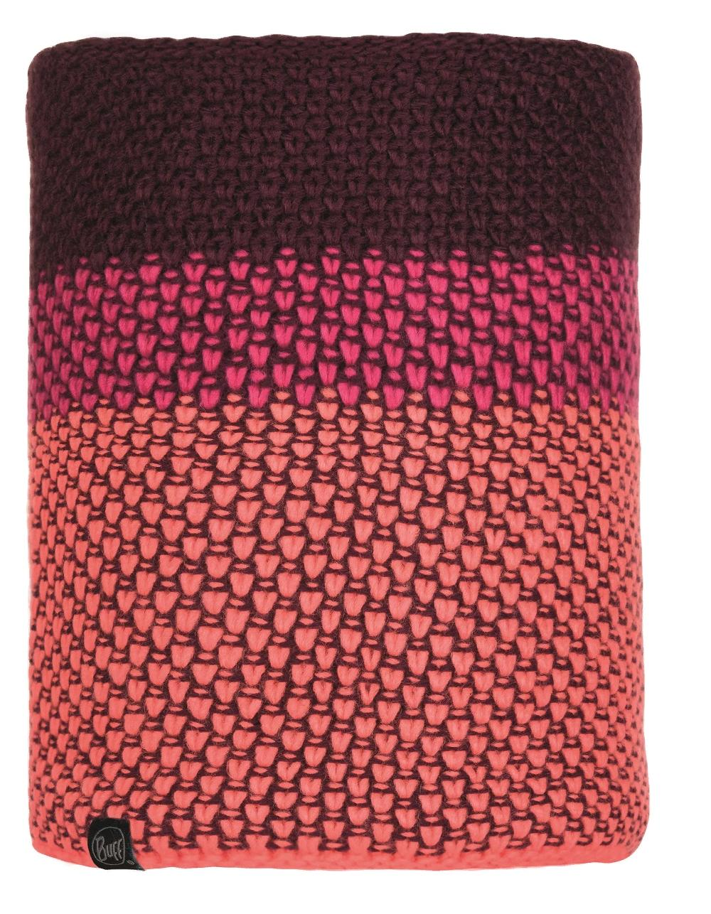 Шарф Buff Knitted & Polar Neckwarmer Tilda Bright Pink