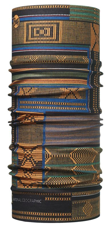 Купить Бандана BUFF Original Buff NATIONAL GEOGRAPHIC TISSAGE MULTI-MULTI-Standard, Банданы и шарфы ®, 1228039