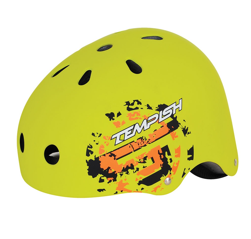 Купить Летний шлем TEMPISH SKILLET Z green, Шлемы велосипедные, 1254529