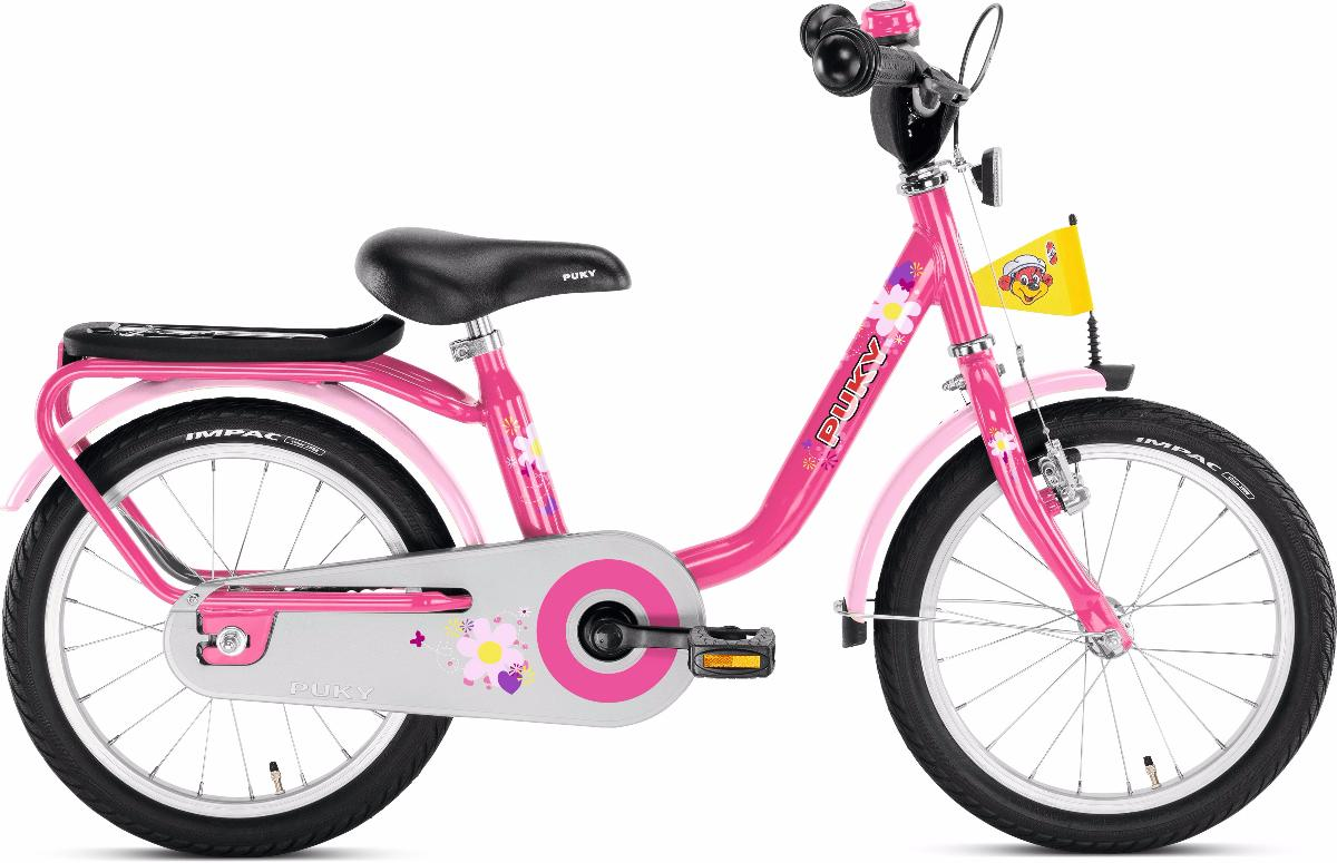 Велосипед Puky Z8 2016 Lovely Pink