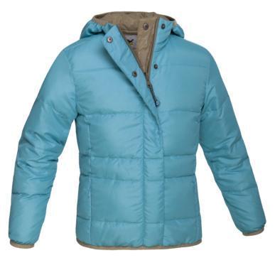 Купить Куртка горнолыжная Salewa Kids AKKA DWN G JKT atollint. Детская одежда 832562