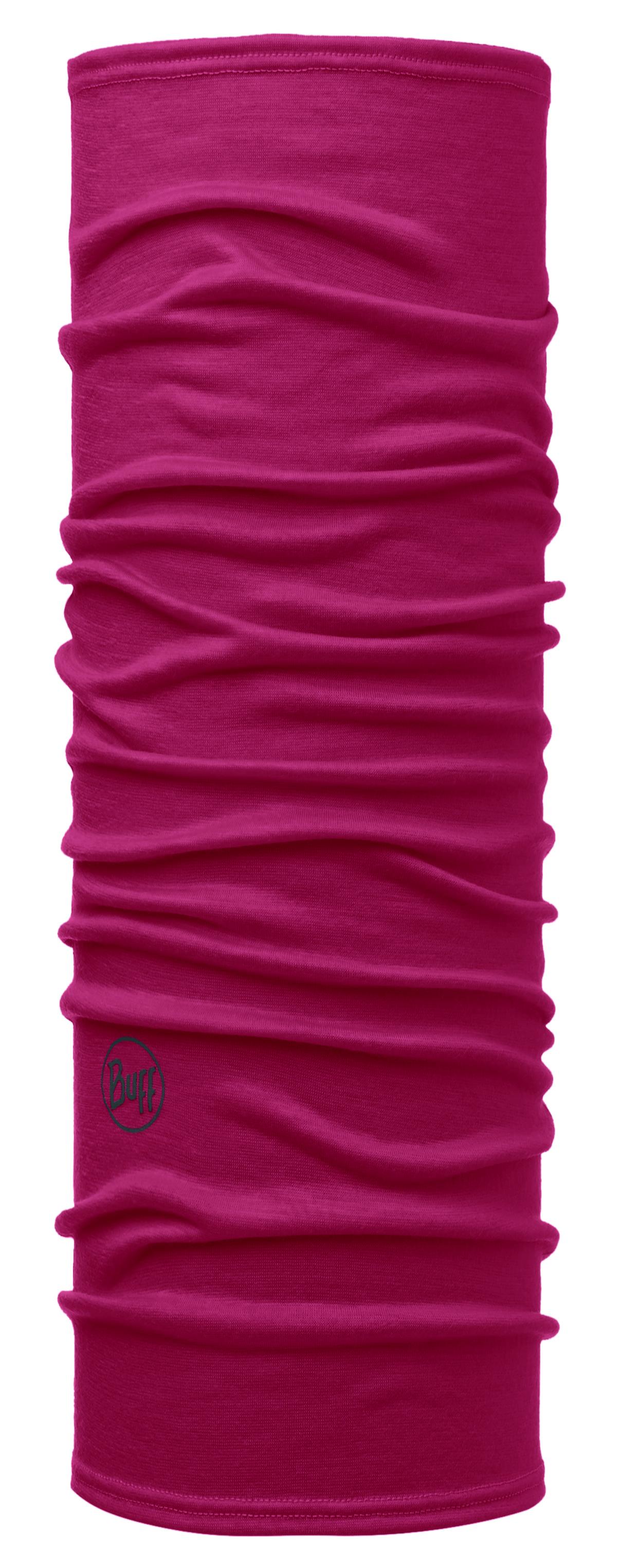 Купить Бандана BUFF LIGHTWEIGHT MERINO WOOL SOLID RED SCARLET, Аксессуары Buff ®, 1307936