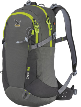 Рюкзак Salewa Hiking Crest 28 carbon/cactus