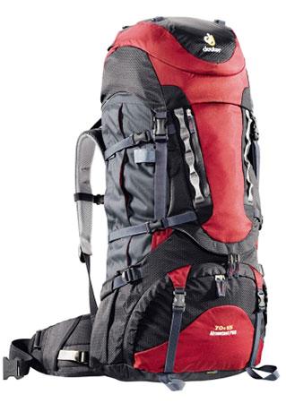 Купить Рюкзак Deuter 2013 Aircontact PRO 70 + 15, Рюкзаки туристические, 238055