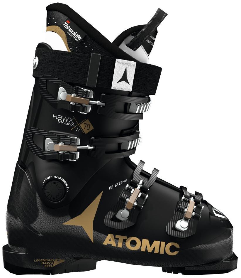 60d785baea43 Горнолыжные ботинки Atomic 2017-18 HAWX MAGNA 70 W Black Gold ...