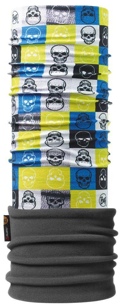 Бандана BUFF Polar Buff CLAVE / GREY Детская одежда 1168915  - купить со скидкой