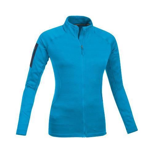 Купить Жакет туристический Salewa MOUNTAINEERING ALPINDONNA BOW PL W JKT davos/8240 Одежда туристическая 1022000