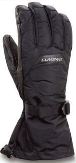 Купить Перчатки горные DAKINE 2010-11 Nova Glove w/Wrist Guard черный, Перчатки, варежки, 664564