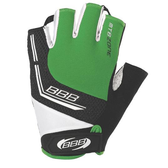 женские перчатки bbb, зеленые