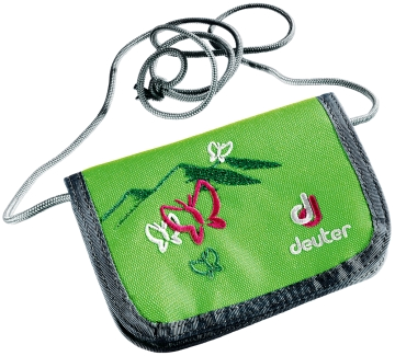 Кошелек Deuter 2015 School Chest Wallet kiwi butterfly
