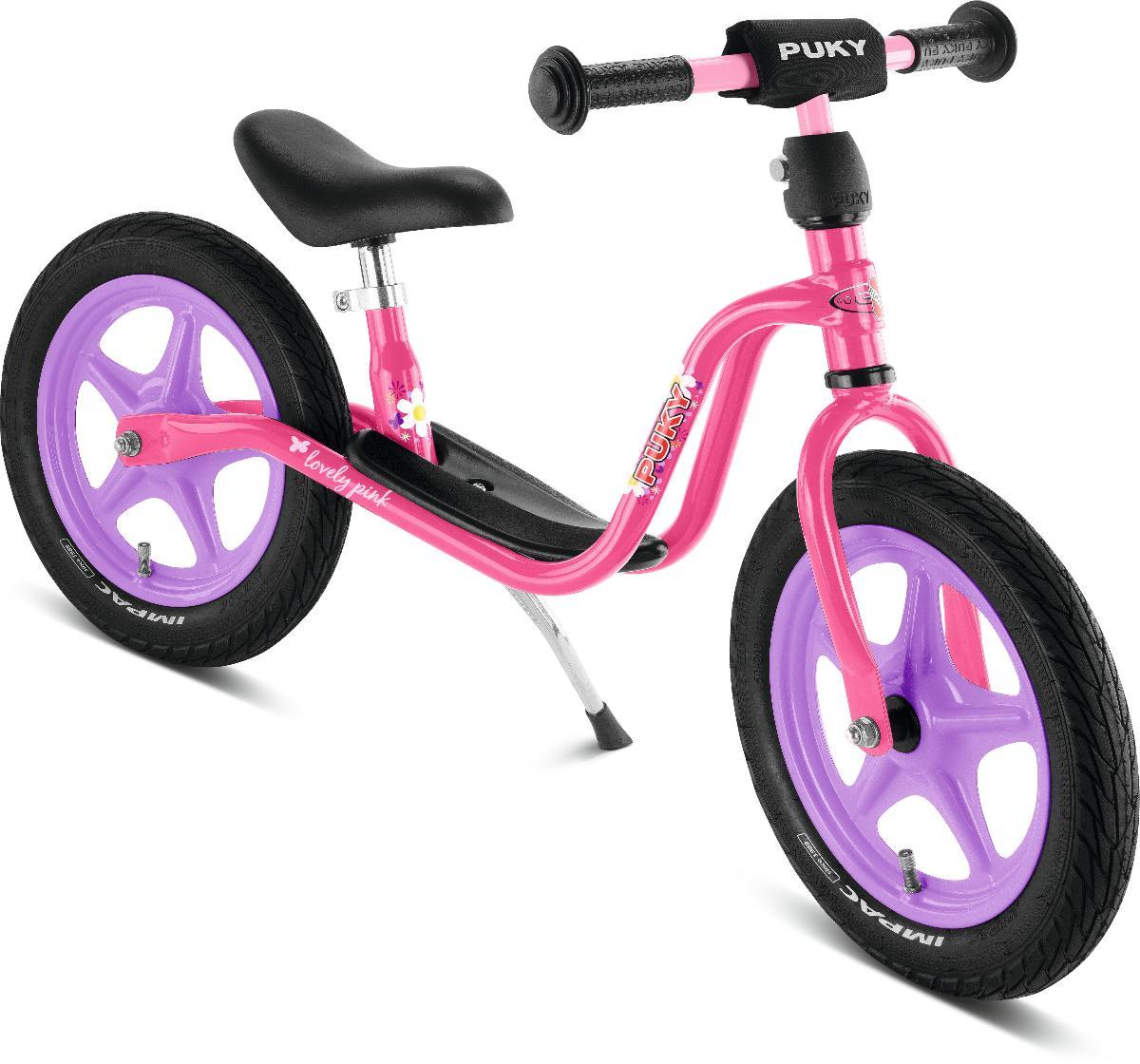 Купить Беговел PUKY 2017 LR 1L AIR pink, Беговелы, 1326584