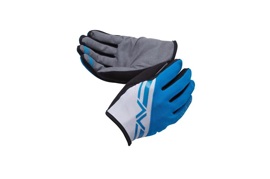 Купить Перчатки Велосипедные Polaris 2014 Adventure Trail Glove Blue, унисекс, Перчатки, варежки
