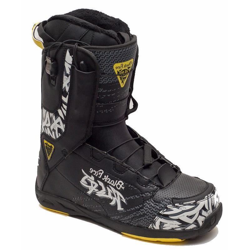 Ботинки Для Сноуборда Black Fire 2014-15 Kurt 2Ql