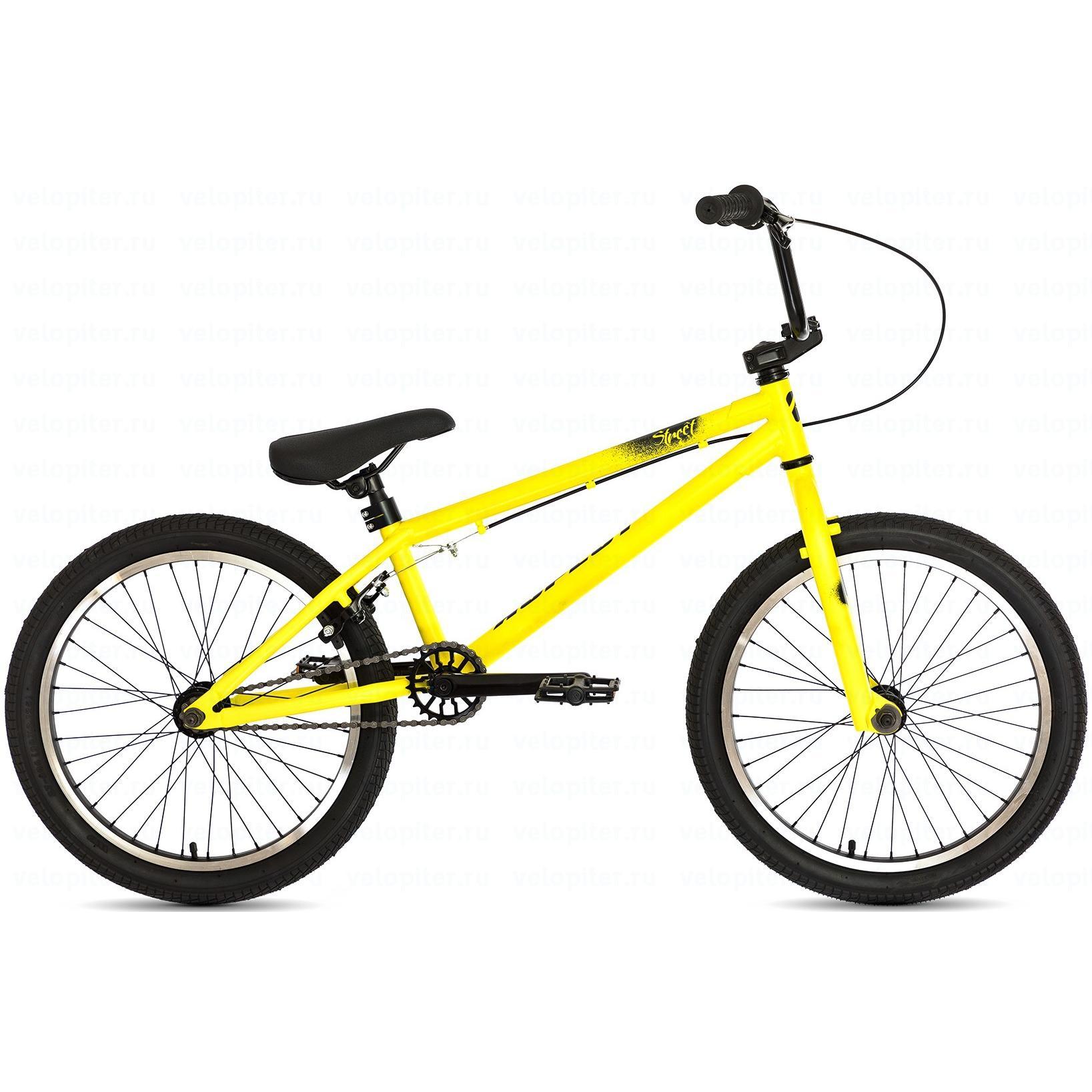 Велосипед Aspect Street 2018 Желтый