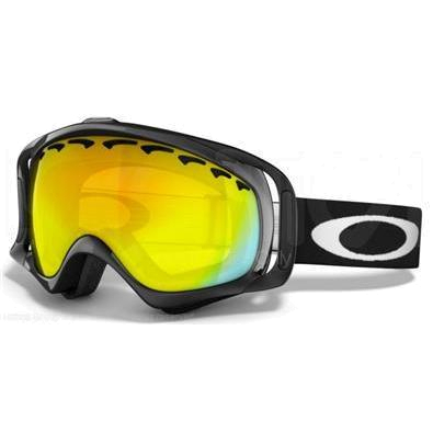 Очки горнолыжные Oakley CROWBAR MATTE BLACK/FIRE IRIDIUM & PERSIMMON