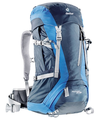 Рюкзак Deuter 2013 Futura 24 SL midnight-ocean