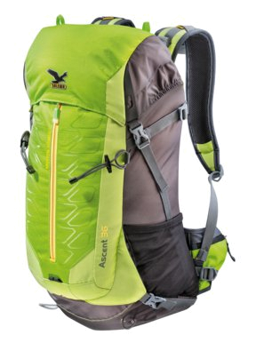Рюкзак Salewa Ascent 36 kaktus/anthrazit (т.зеленый)