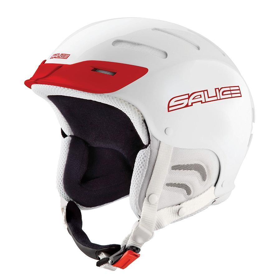 Зимний Шлем Salice Pipe White-Red
