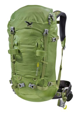 Рюкзак Salewa Mountaineering Peuterey 42 dark lime