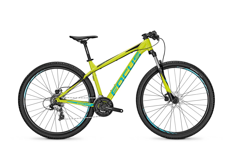Купить со скидкой Велосипед Focus Whistler Elite 29 2017 Sushigreen