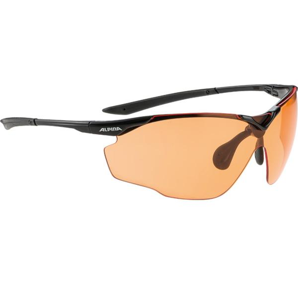 Купить Очки солнцезащитные Alpina SPLINTER SHIELD VL black, солнцезащитные, 1131708