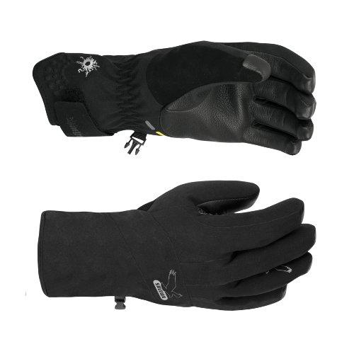 женские перчатки salewa
