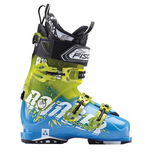Купить Горнолыжные ботинки FISCHER 2013-14 Ranger 10 гол./желт. пр., Ботинки горнoлыжные, 904110