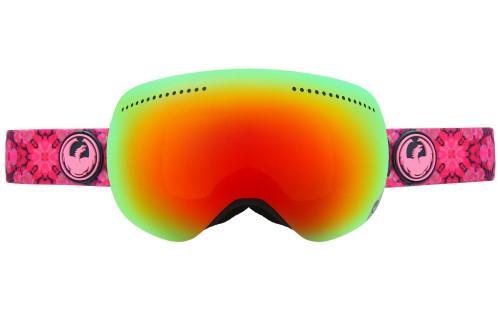 Купить Очки горнолыжные DRAGON 2014-15 APX Prism/RedIon+YellBlueIon 1134831