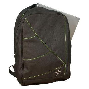 Купить Рюкзак Blizzard 2014-15 City&Office backpack black/green Рюкзаки городские 1072924