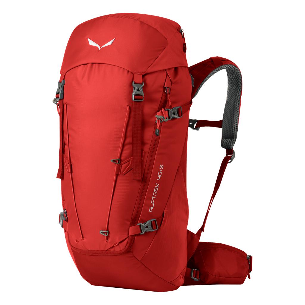 Рюкзак Salewa 2017 ALPTREK 40 BP POMPEI RED, Рюкзаки туристические, 1326127  - купить со скидкой