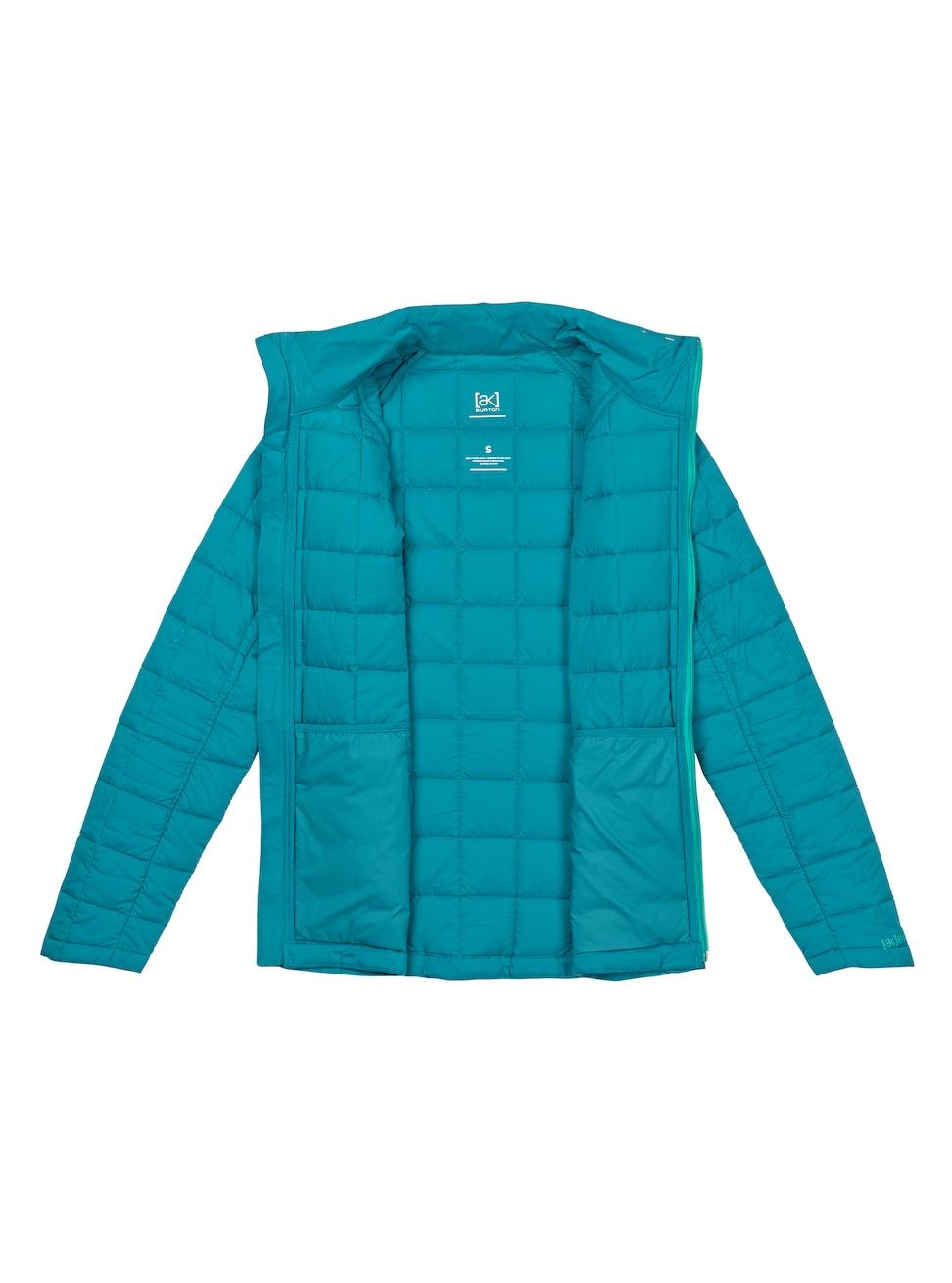 Куртка Сноубордическая Burton 2017-18 W Ak Helium Ins Jkt Harbor