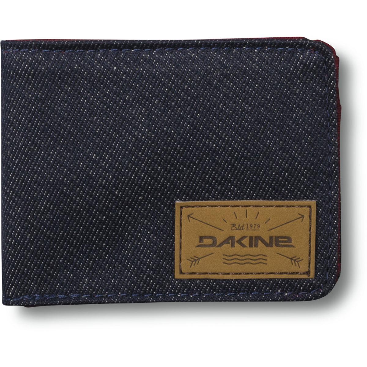 Кошелек Dakine 2016 Dk Talus Wallet Denim