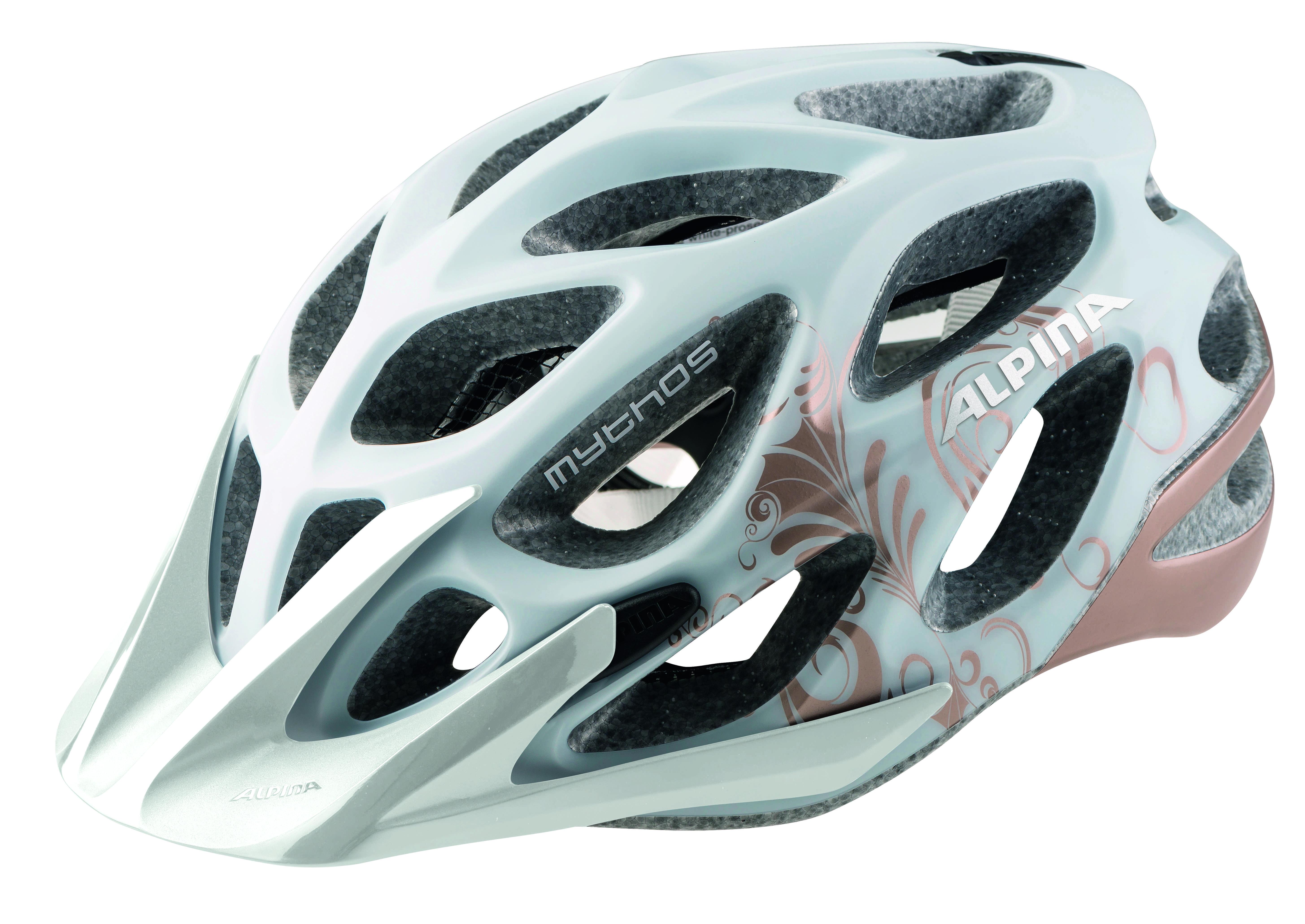 Купить Летний шлем Alpina MTB Mythos 2.0 LE white-prosecco, Шлемы велосипедные, 1179923