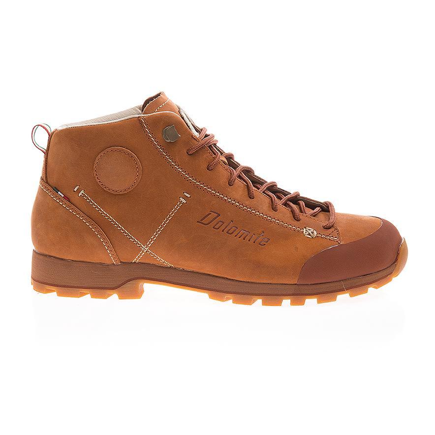 Купить Ботинки городские (высокие) Dolomite Cinquantaquattro CINQUANTAQUATTRO MID FG CHERRY Обувь для города 1088835