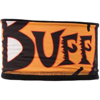 Повязка BUFF POLAR HEADBAND BUFF LOGO / BLACK