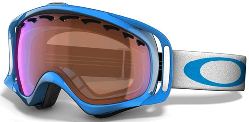 Очки горнолыжные Oakley Crowbar jewel blue blue iridium
