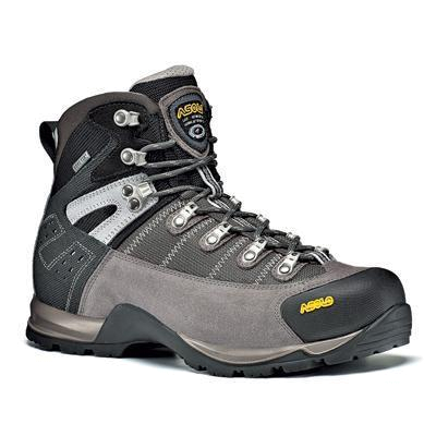 Купить Ботинки для треккинга (высокие) Asolo Hike Fugitive GTX MM TNe cendre-antracite Треккинговая обувь 814716
