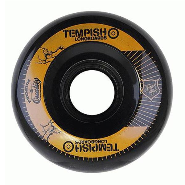 Купить Колеса (4 штуки) для лонгборда TEMPISH 2016 PU 80A cast. HI-REBOUND 70x46 mm, Аксессуары лонгбордов/скейтбордов, 1179665