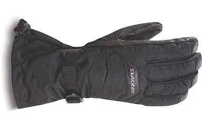 Перчатки горные DAKINE 2011-12 NOVA GLOVE BLACK, Перчатки, варежки, 764814  - купить со скидкой