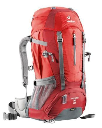 Рюкзак Deuter 2011 Futura 30 SL fire-cranberry Рюкзаки туристические 586008  - купить со скидкой