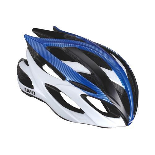 Летний Шлем Bbb Fenix White Blue от КАНТ