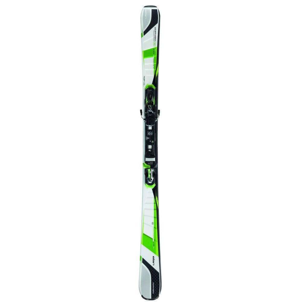 Купить Горные лыжи с креплениями Elan 2013-14 AMPHIBIO 88 XTI F ELX12.0, лыжи, 884573
