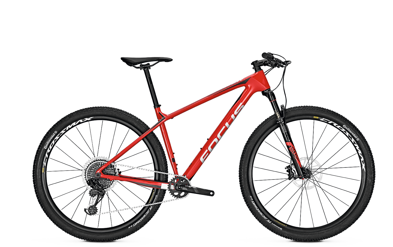 Велосипед Focus Raven Lite 29 2018 Red/white