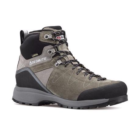 Купить Ботинки для хайкинга (высокие) Dolomite 2017-18 Steinbock Hike Gtx Bark/Greige Треккинговая обувь 1295610