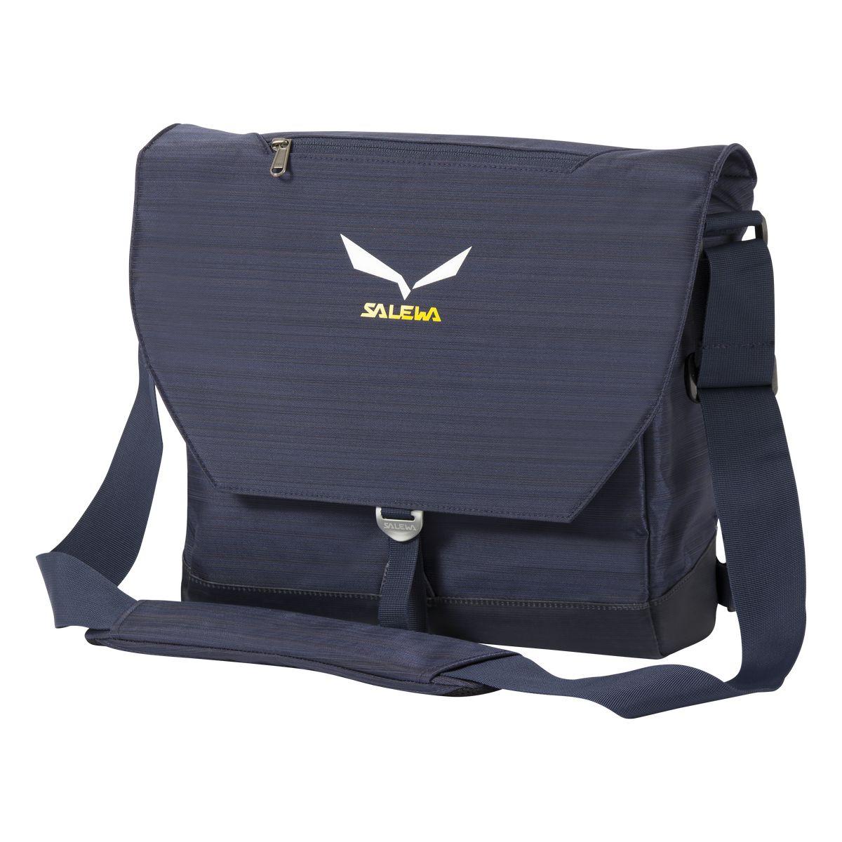 женская сумка salewa, синяя