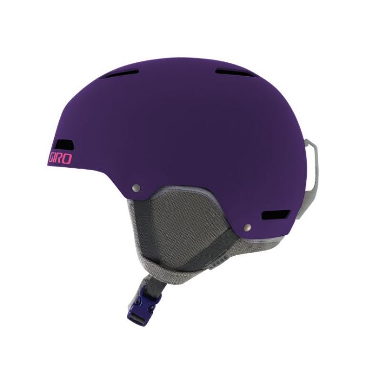 Зимний Шлем Giro 2017-18 Ledge Matte Purple