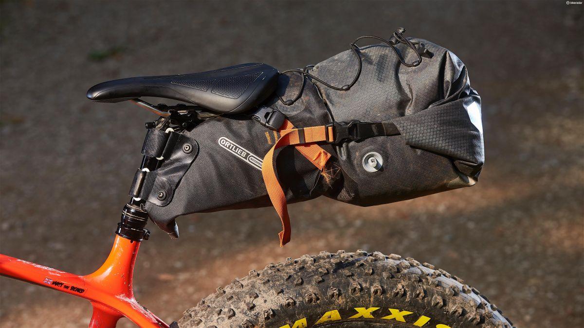 Велосумка Ortlieb 2017 Seat-Pack (16,5 L) Slate