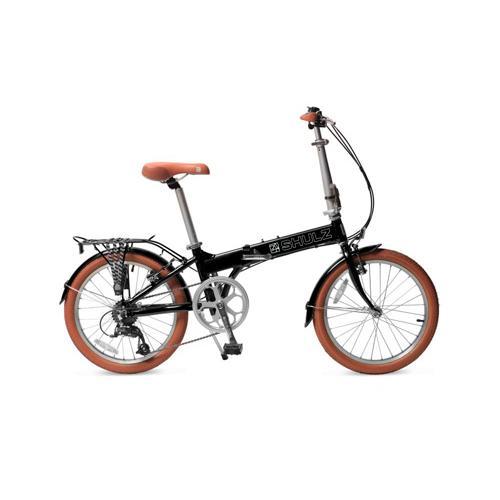 Купить Велосипед SHULZ EASY 2013 черный Складные велосипеды 1074996